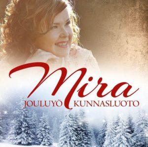 Jouluyö CD