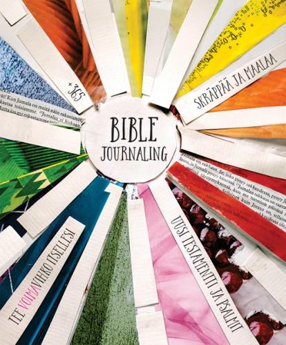Bible journaling – Uusi testamentti ja psalmit