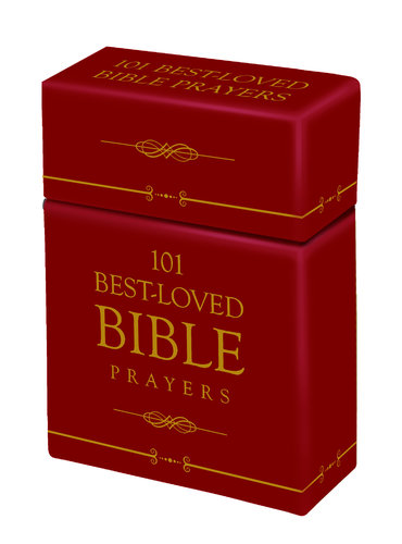 A Box Of Blessings: 101 Best-loved Bible Prayers