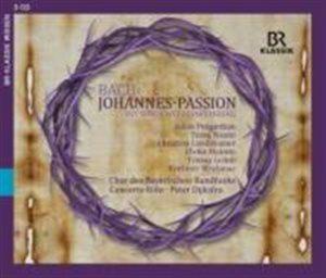 Bach, J S - 3CD-BOX: St John Passion CD