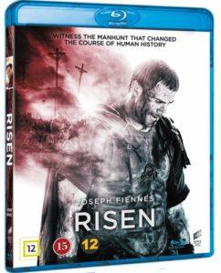 Risen Blu-ray