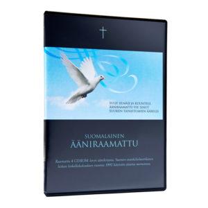 Raamattu Kansalle -käännös, koko Raamattu, Mp3-levyillä (ÄÄNIKIRJA)