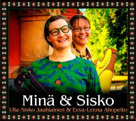 Minä ja sisko CD