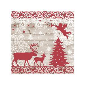 Kahviliina: Christmast Forest