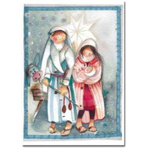 Joulukortti: Joulukuvaelma