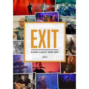 Exit Nuottikirja 2 - Kaikki laulut 2000-2017