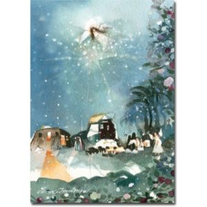 Joulukortti: Beetlehem