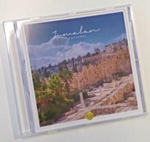 Jumalan kaupunki CD