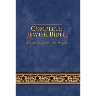 Complete Jewish Bible (kovakantinen)