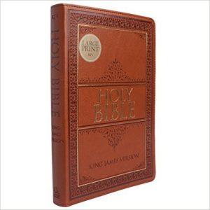 KJV Large Print Bible