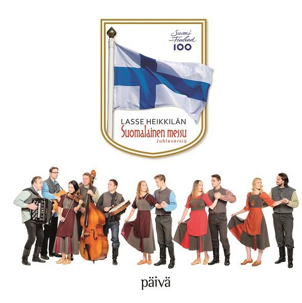 Suomalainen messu CD, juhlaversio