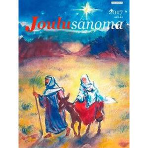 Joulusanoma 2017 -joululehti