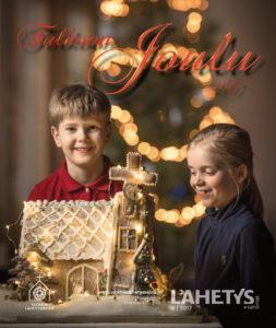 Tulkoon joulu 2017 -joululehti