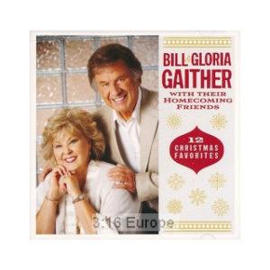 12 Christmas Favorites CD