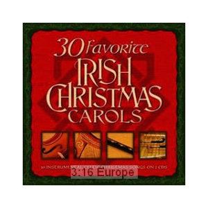 30 Favorite Irish Christmas Carols 2CD