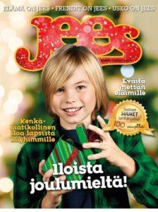 Jees - lasten oma joululehti 2017
