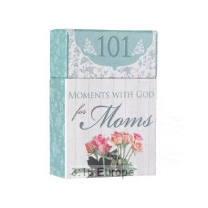 A Box Of Blessings: 101 moments with God for Moms