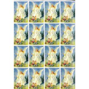 Tarra-arkki, Lapset metsässä, enkeli