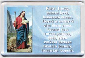 Magneetti: Kaitse Jeesus