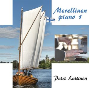 Merellinen piano 1 CD