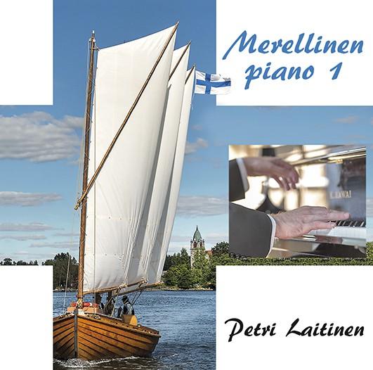 Merellinen piano 1 CD
