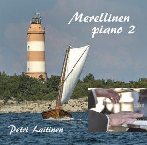 Merellinen piano 2 CD