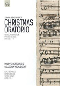 Bach, J S - Christmas Oratorio - Herreweghe, Philippe DVD