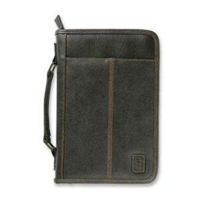 Raamattulaukku, ruskea, XL