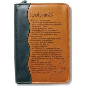 Raamattulaukku, Footprints