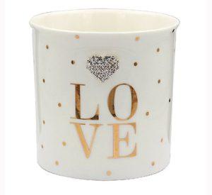 Love -tuoksukynttilä