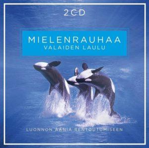 Mielenrauhaa - Valaiden laulu CD