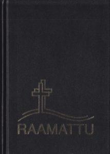 Raamattu (musta)