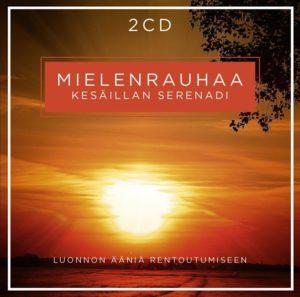 Mielenrauhaa - Kesäillan serenadi CD