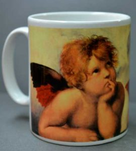 Raffaellon enkelit -muki