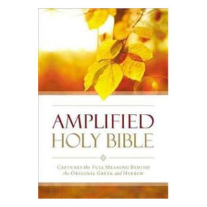 The Amplified Outreach Bible