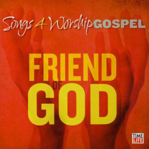Friend of God CD