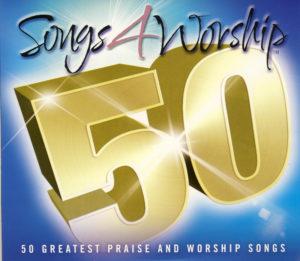 50 songs 4 worship CD
