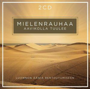 Mielenrauhaa - Aavikolla tuulee CD