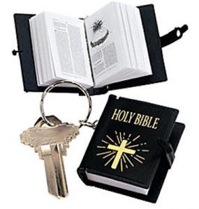Avaimenperä, Raamattu