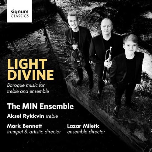 Light Divine CD