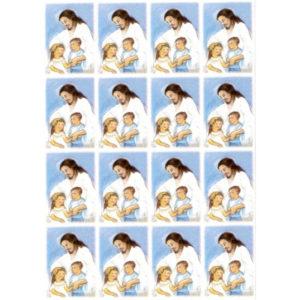 Tarra-arkki, Jeesus ja lapset