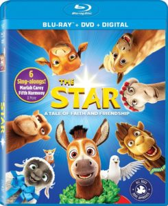 The Star Blu-ray