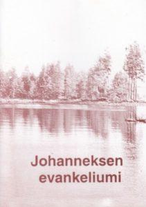 Johanneksen evankeliumi (1938 käännös)