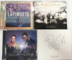Ylistyspaketti (4 x CD)