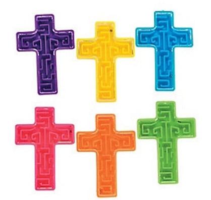 Ristinmuotoinen minikokoinen sokkelokuulapeli