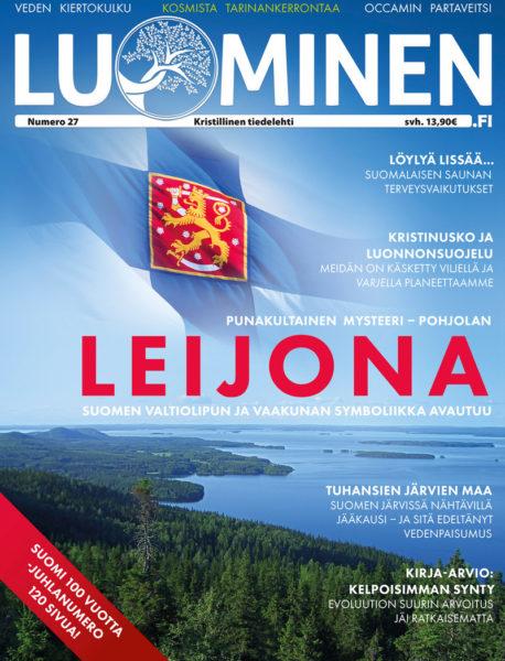 Luominen-lehti (numero 27)
