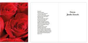 Kortti: Punaiset ruusut (2-osainen)