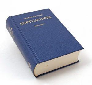 Septuaginta – Editio altera