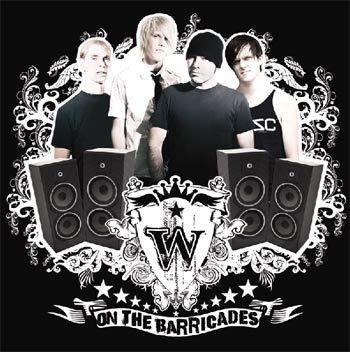On The Barricades CD