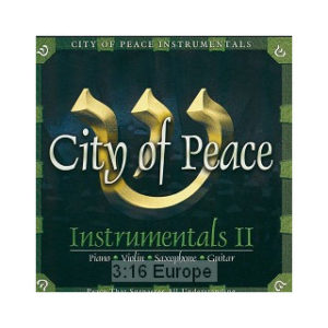 City Of Peace: Instrumentals II CD